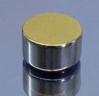 Magneetje 6mm x 4mm  10 stuks