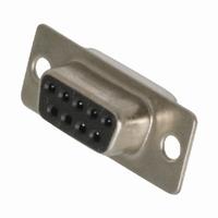Sub-D connector 9-polig contra