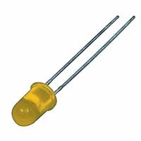 LED 5mm geel  Zakje 20 stuks