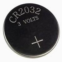 Knoopcel CR2032