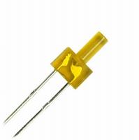 LED 2mm geel  Zakje 10 stuks